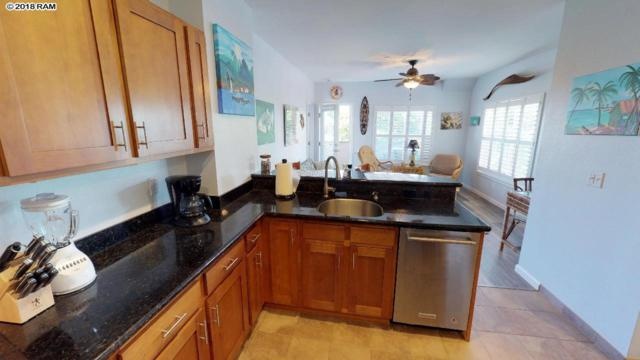 3708 Lower Honoapiilani Rd Rd E-37, Lahaina, HI 96761 (MLS #379392) :: Elite Pacific Properties LLC