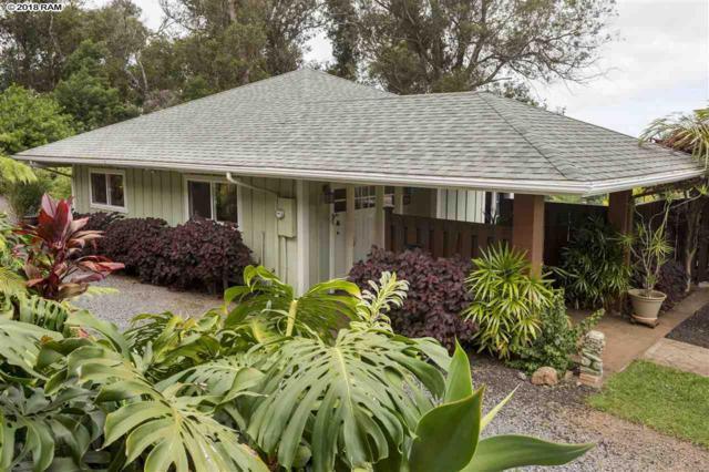 60 Naniuka Pl, Makawao, HI 96768 (MLS #379399) :: Elite Pacific Properties LLC