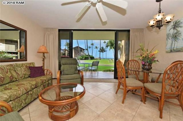 3543 Lower Honoapiilani Rd B109, Lahaina, HI 96761 (MLS #379406) :: Team Lally