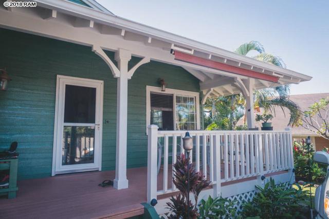 156 Omaikai Pl, Lahaina, HI 96761 (MLS #379412) :: Elite Pacific Properties LLC