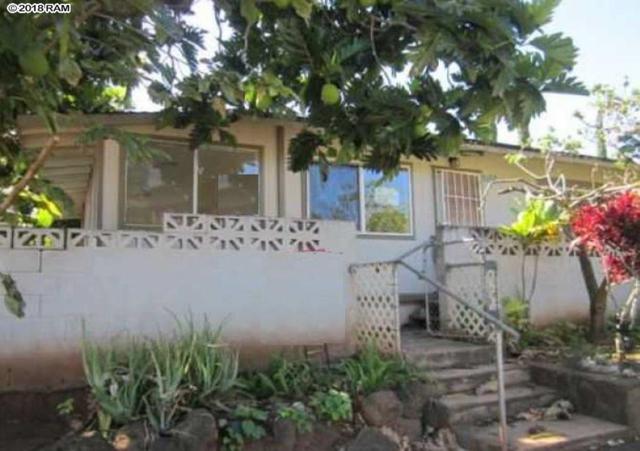 5152 Kipulu Pl D, Lahaina, HI 96761 (MLS #379420) :: Elite Pacific Properties LLC