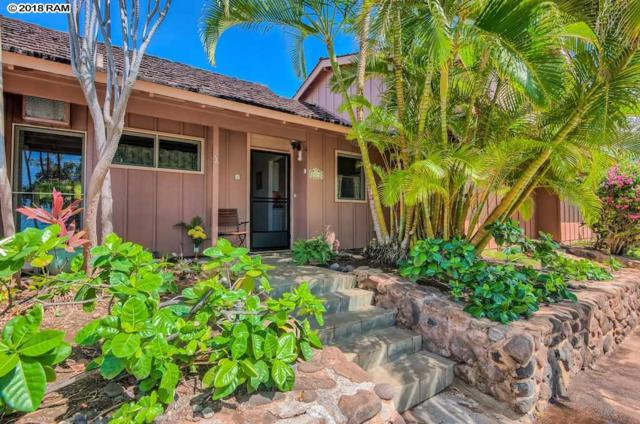24 3 Puamelia Pl 24-3, Lahaina, HI 96761 (MLS #379423) :: KW Island Living
