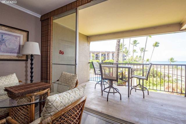 3823 Lower Honoapiilani Rd #205, Lahaina, HI 96761 (MLS #379440) :: Team Lally