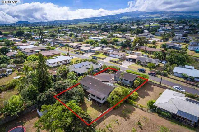 67 Ihea Pl, Pukalani, HI 96768 (MLS #379443) :: Elite Pacific Properties LLC