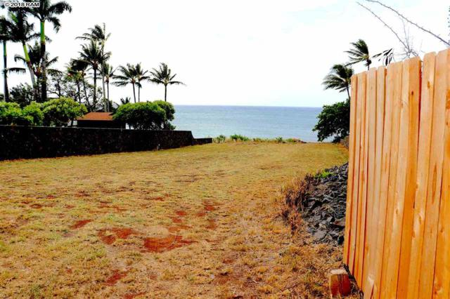 531 Hana Hwy, Paia, HI 96779 (MLS #379448) :: Elite Pacific Properties LLC