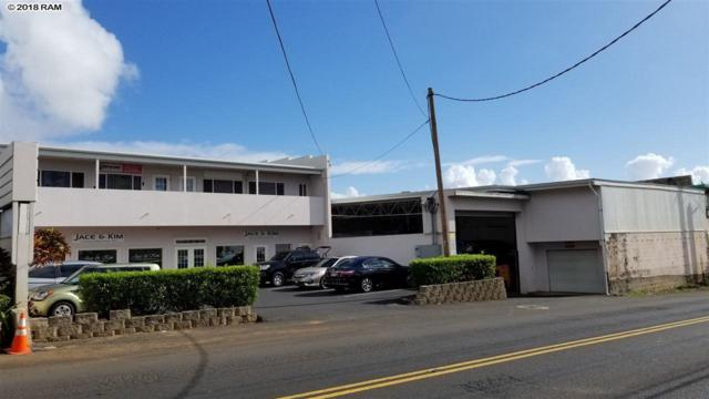 1760 Mill St, Wailuku, HI 96793 (MLS #379470) :: Elite Pacific Properties LLC