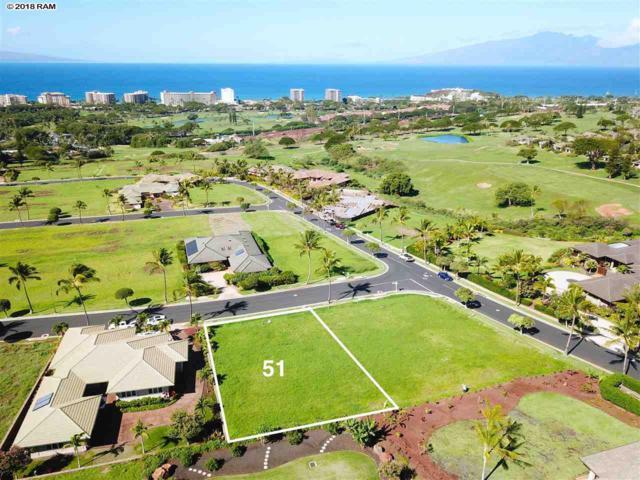27 Kaulele Pl Lanikeha Lot 51, Lahaina, HI 96761 (MLS #379485) :: Elite Pacific Properties LLC