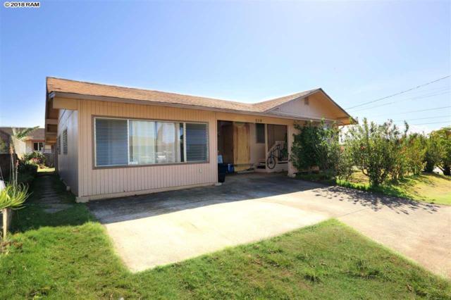 514 Pahi Ka St, Paia, HI 96779 (MLS #379516) :: Elite Pacific Properties LLC