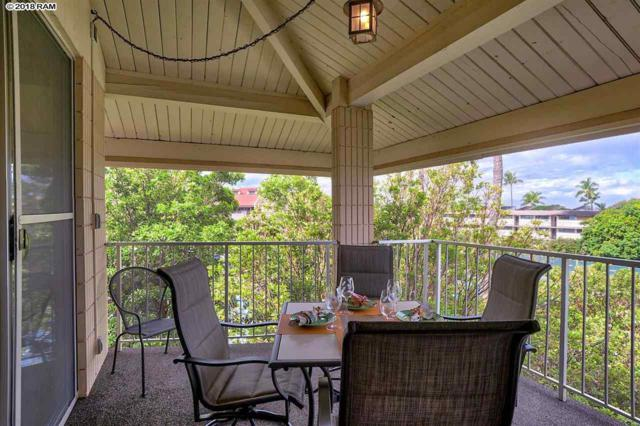 2619 S Kihei Rd B-402, Kihei, HI 96753 (MLS #379543) :: Elite Pacific Properties LLC