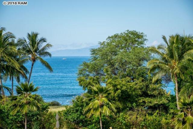 4955 Makena Rd B=302, Kihei, HI 96753 (MLS #379551) :: Maui Estates Group