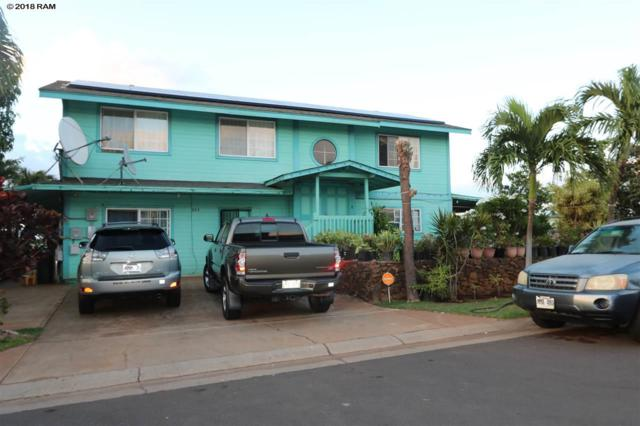 543 Kaiolohia St, Kihei, HI 96753 (MLS #379557) :: Elite Pacific Properties LLC