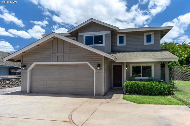 907 Malulani St, Kihei, HI 96753 (MLS #379558) :: Elite Pacific Properties LLC