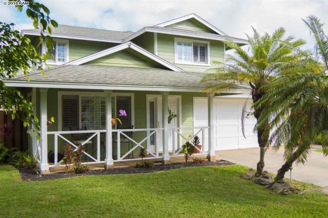 73 Poniu Cir, Wailuku, HI 96793 (MLS #379570) :: Elite Pacific Properties LLC