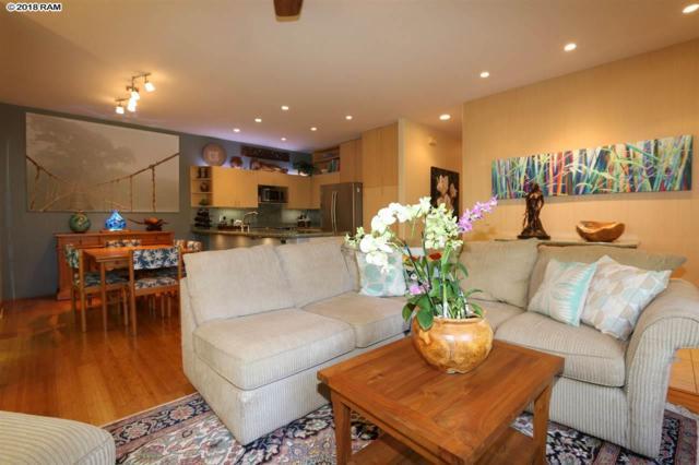 133 Punohu Ln 8-1, Lahaina, HI 96761 (MLS #379614) :: Elite Pacific Properties LLC