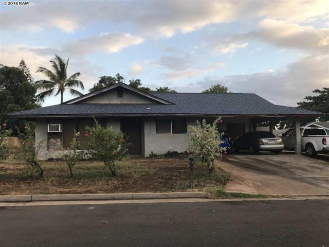 150 Hoano Pl, Kihei, HI 96753 (MLS #379618) :: Elite Pacific Properties LLC