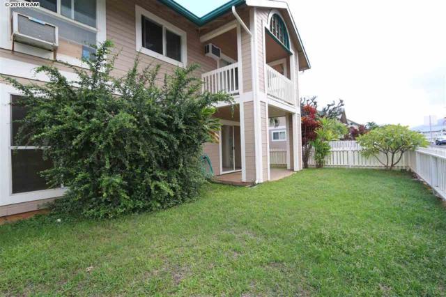 50 Kapi Ln 16-101, Wailuku, HI 96793 (MLS #379625) :: Elite Pacific Properties LLC