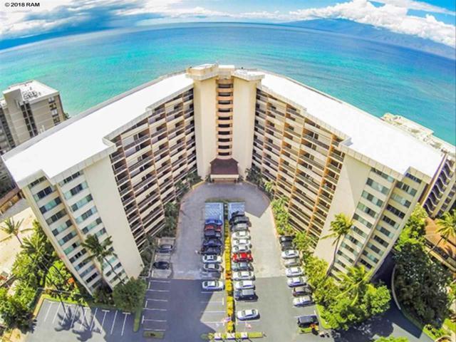 4365 Lower Honoapiilani Rd #1020, Lahaina, HI 96761 (MLS #379672) :: Elite Pacific Properties LLC