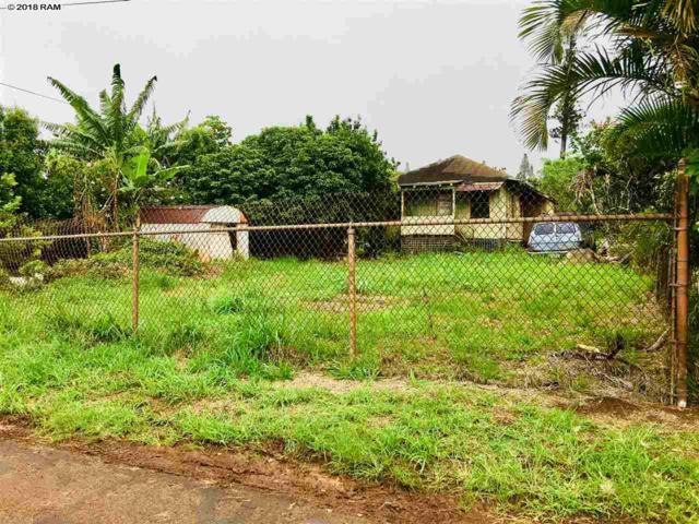 223 Gay St, Lanai City, HI 96763 (MLS #379678) :: Elite Pacific Properties LLC