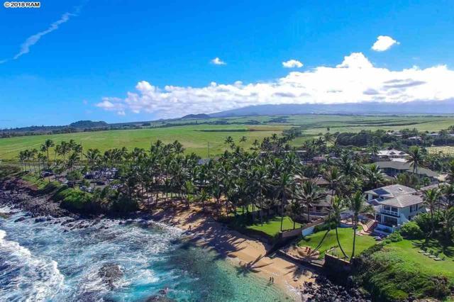 131 Aleiki Pl, Paia, HI 96779 (MLS #379713) :: Maui Estates Group