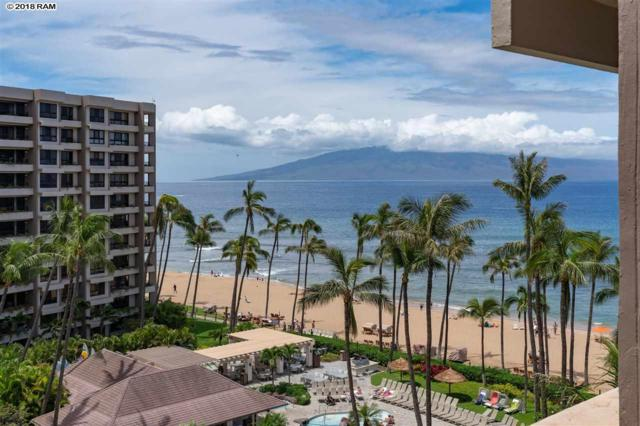 50 Nohea Kai Dr 1-802, Lahaina, HI 96761 (MLS #379720) :: Elite Pacific Properties LLC