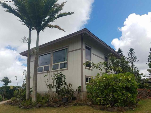 25 Linohau Pl, Maunaloa, HI 96770 (MLS #379759) :: Elite Pacific Properties LLC