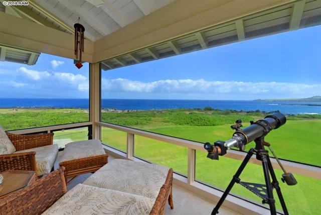 500 Bay Dr 36G5, Lahaina, HI 96761 (MLS #379760) :: Elite Pacific Properties LLC