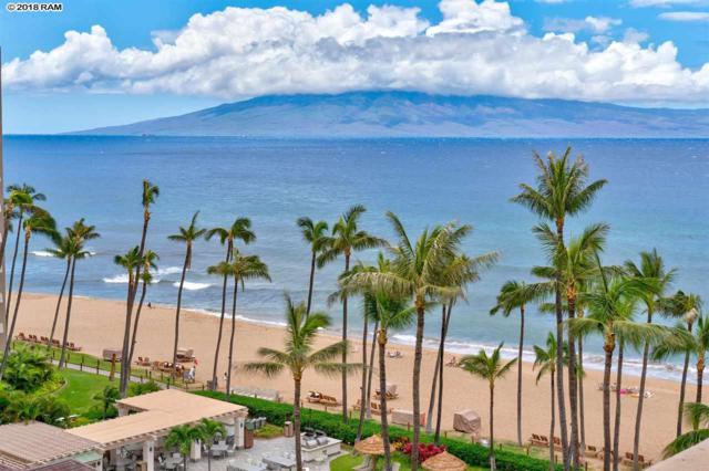 50 Nohea Kai Dr 1-902, Lahaina, HI 96761 (MLS #379766) :: Elite Pacific Properties LLC
