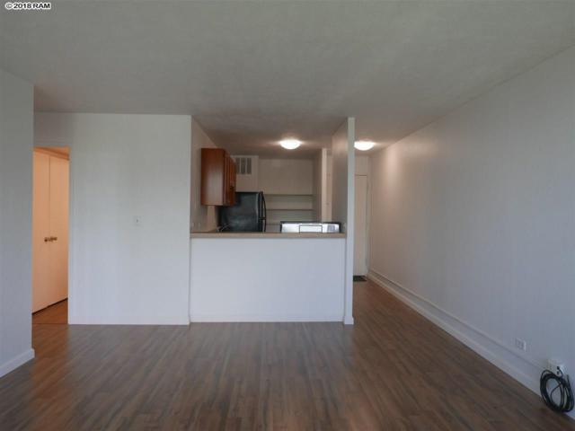 111 Kahului Beach Rd D128, Kahului, HI 96732 (MLS #379767) :: Elite Pacific Properties LLC