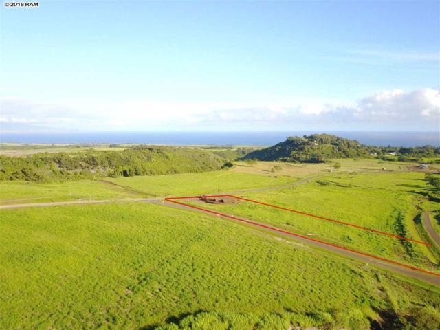 947 Auwaha St Lot 11, Haiku, HI 96708 (MLS #379782) :: Elite Pacific Properties LLC