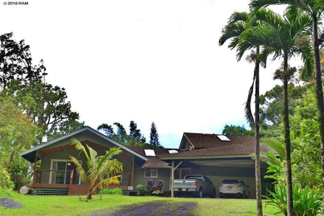 600 Kaupakalua Rd, Haiku, HI 96708 (MLS #379799) :: Elite Pacific Properties LLC