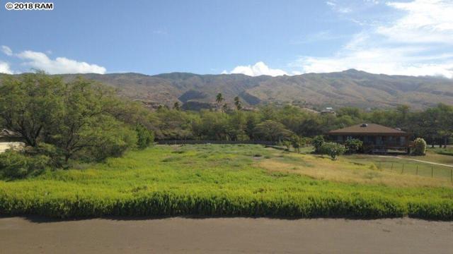 2900 Kamehameha V Hwy, Kaunakakai, HI 96748 (MLS #379808) :: Elite Pacific Properties LLC