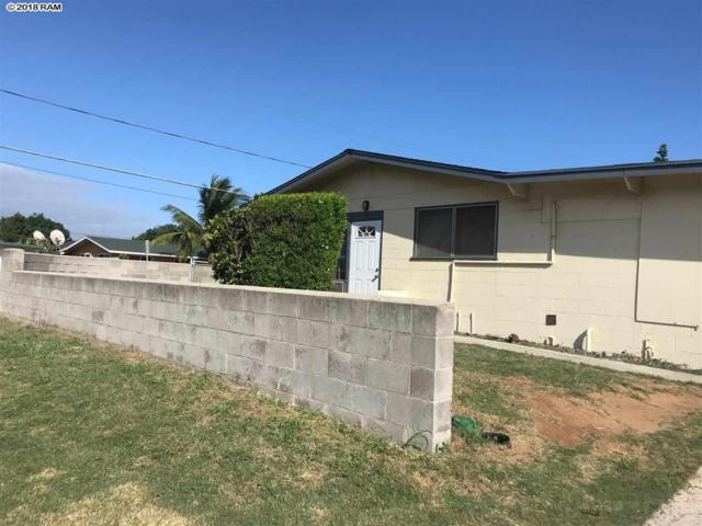 67 S Lehua St, Kahului, HI 96732 (MLS #379833) :: Elite Pacific Properties LLC