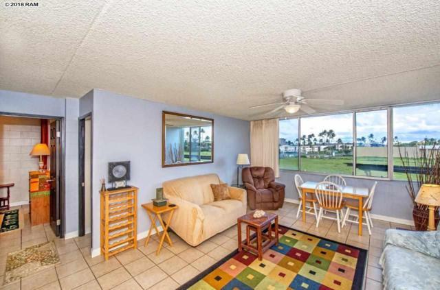111 Kahului Beach Rd B316, Kahului, HI 96732 (MLS #379856) :: Elite Pacific Properties LLC