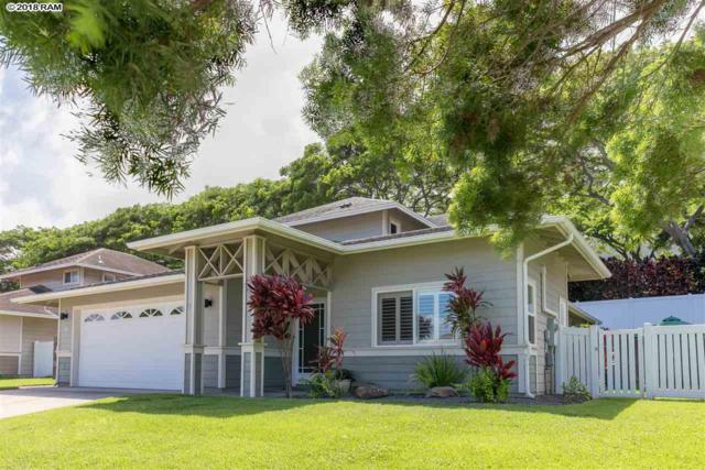 34 Kolopua Pl, Wailuku, HI 96793 (MLS #379891) :: Elite Pacific Properties LLC
