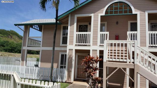 1030 Eha St 23-201, Wailuku, HI 96793 (MLS #379903) :: Elite Pacific Properties LLC