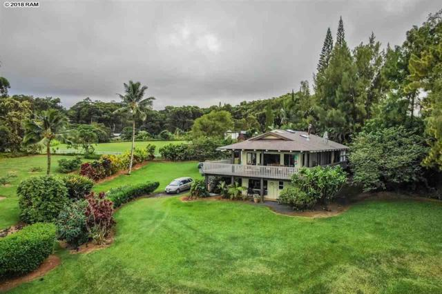 4325 Ulumalu Pl, Haiku, HI 96708 (MLS #379919) :: Elite Pacific Properties LLC