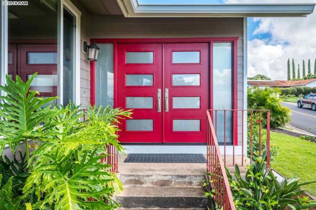 49 Hiwalani Loop, Pukalani, HI 96768 (MLS #379931) :: Elite Pacific Properties LLC