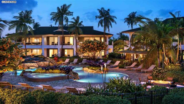 130 Kai Malina Pkwy 10 D, Lahaina, HI 96761 (MLS #379938) :: Elite Pacific Properties LLC