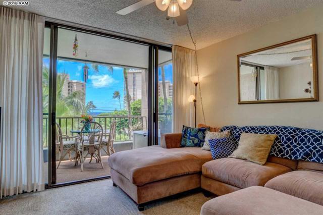 4310 Lower Honoapiilani Rd #201, Lahaina, HI 96761 (MLS #379941) :: Elite Pacific Properties LLC