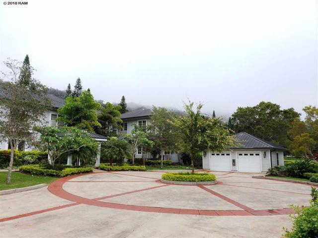 50 Kukui Loop 15D, Lanai City, HI 96763 (MLS #379946) :: Elite Pacific Properties LLC