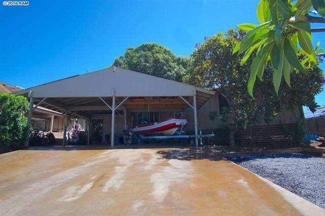 1304 Kahoma St, Lahaina, HI 96761 (MLS #379949) :: Elite Pacific Properties LLC
