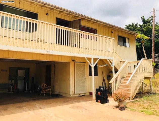 209 Auhana Rd, Kihei, HI 96753 (MLS #379952) :: Elite Pacific Properties LLC