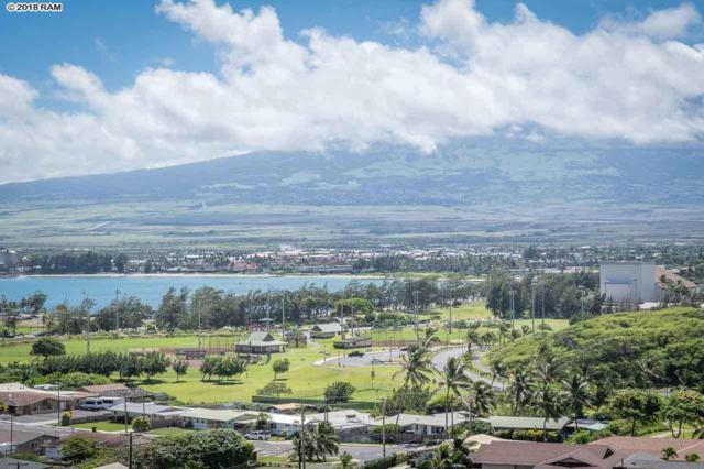 495 Liholiho St #306, Wailuku, HI 96793 (MLS #379953) :: Elite Pacific Properties LLC