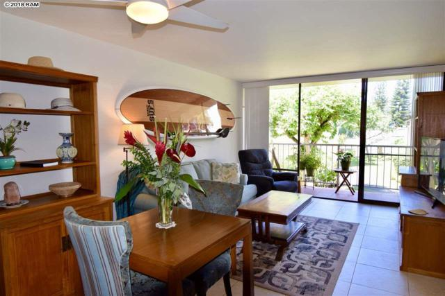 2219 S Kihei Rd A-212, Kihei, HI 96753 (MLS #379958) :: Elite Pacific Properties LLC