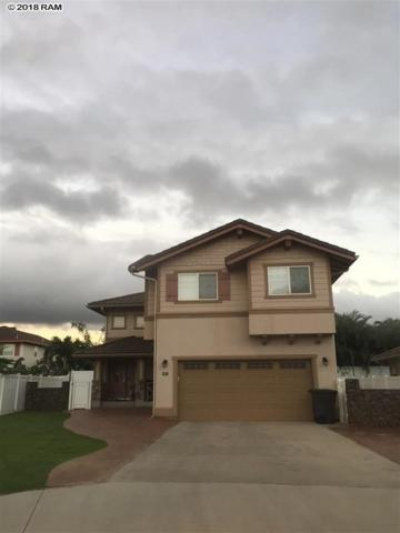 87 Hoku Puhipaka St, Kahului, HI 96732 (MLS #379975) :: Elite Pacific Properties LLC