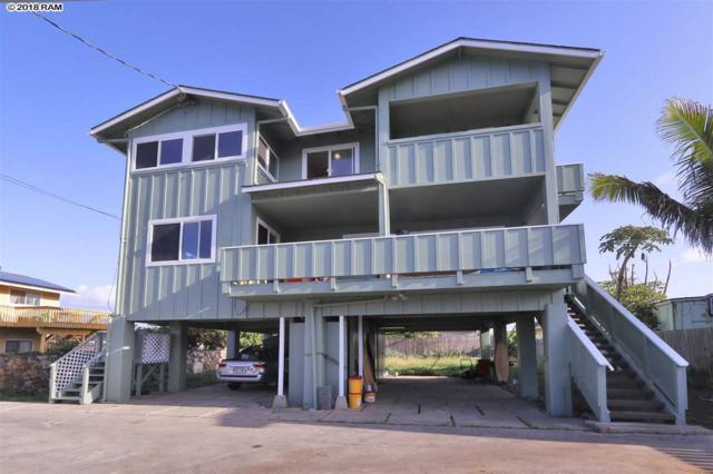 551 Kailana St, Wailuku, HI 96793 (MLS #379984) :: Elite Pacific Properties LLC