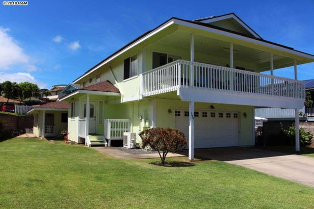 1110 Hoomau Pl, Wailuku, HI 96793 (MLS #380015) :: Maui Estates Group