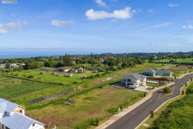 94 Leiohu Cir, Makawao, HI 96768 (MLS #380033) :: Maui Estates Group