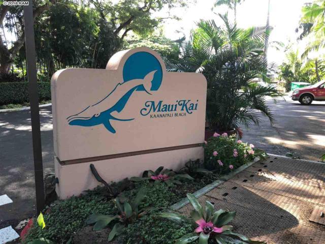 106 Kaanapali Shores Pl #202, Lahaina, HI 96761 (MLS #380036) :: Elite Pacific Properties LLC