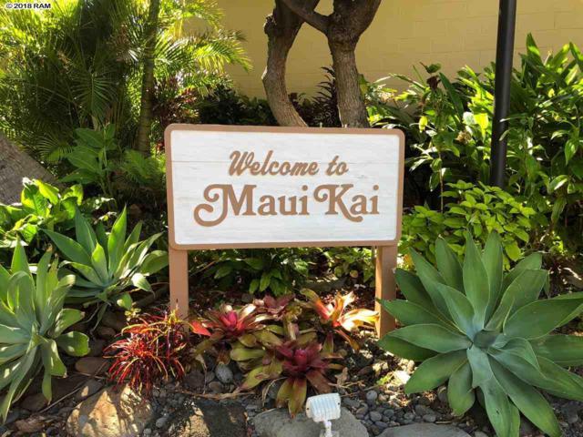 106 Kaanapali Shores Pl #203, Lahaina, HI 96761 (MLS #380037) :: Elite Pacific Properties LLC